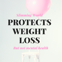 Slimming World protected my weight loss, but not my mental health.